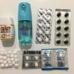 必ず準備しておこう!私が海外旅行に持っていく常備薬を紹介します。