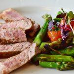 減量中の食事管理方法と頻繁に食べている食品・食材
